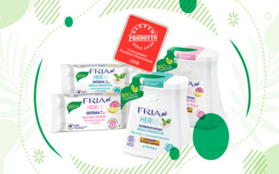 New FRIA BIO HERBS line becomes product of the year 2018