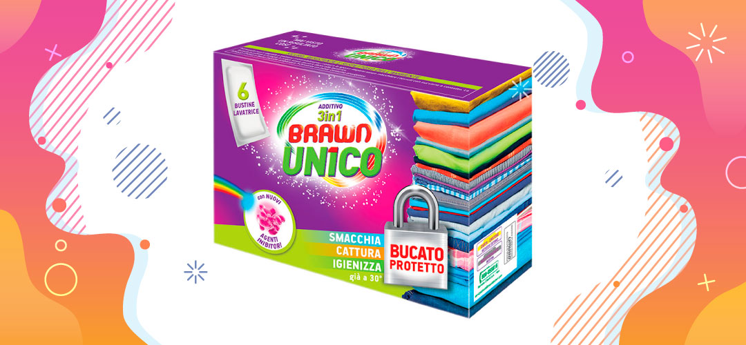 Brawn Unico 3 in 1